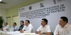 Encuentros nacionales para fortalecer hato ganadero se harán en Yucatán