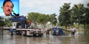 Bajo control zonas afectadas por las lluvias en Campeche: Gonzalo Brito Herrera