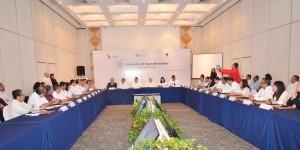 Inicia Encuentro de Diputados Electos de la LXII Legislatura en Tabasco