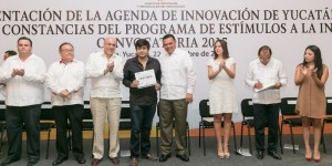 Innovación, fortaleza para la economía de Yucatán