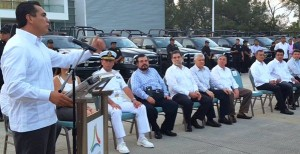 Campeche seguirá siendo un estado seguro: Alejandro Moreno Cárdenas