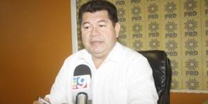 Voy a continuar como dirigente y diputado federal del PRD: Candelario Pérez