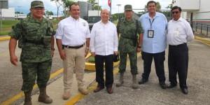 Chiapas refuerza seguridad en tránsito fronterizo