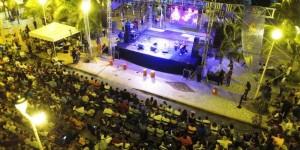 Exitoso inicio del Festival de Trova en Puerto Morelos, Festival Cultural del Caribe 2015