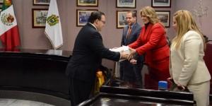 Llama Javier Duarte a trabajar en unidad, en favor de los veracruzanos