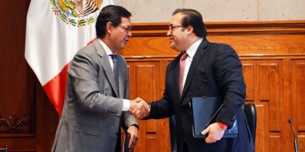 Duarte periodismo en Veracruz