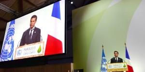 Hagamos del 2015 el año del planeta: Peña Nieto en COP21