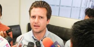 Hay proyectos por mil 300 millones de pesos para Centro: Gerardo Gaudiano