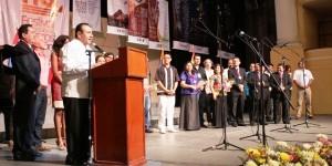 Inicia en Yucatán XV Festival Internacional de Coros