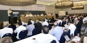 Reconoce SETEC liderazgo e interés de Núñez para implementar Nuevo Sistema de Justicia Penal