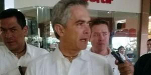 Ha trabajado Arturo Núñez fuertemente por Tabasco: Mancera