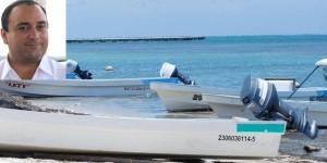 Anuncia Roberto Borge apoyos para fortalecer la Pesca en Quintana Roo