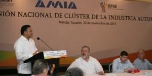 Reindustrialización de Yucatán, por buen camino: Rolando Zapata Bello