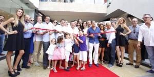 """Inaugura la Secretaria de Turismo el proyecto de usos mixtos """"Calle Corazón"""" en Playa del Carmen"""