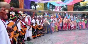 Inicia el tercer Encuentro de Danzantes del Totonacapan