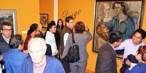 Regresan Los Diegos al Museo de Arte en Orizaba