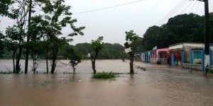 Declara SEGOB, emergencia en 10 municipios de Veracruz