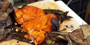 La tradición cada año en Campeche, pibipollos