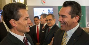 Asiste el gobernador Alejandro Moreno Cárdenas a la XXXIX Sesión Consejo Nacional de Seguridad Publica