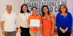 Asociaciones civiles yucatecas, entre las más transparentes de México