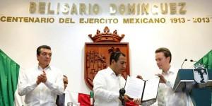 Se elimina pago de tenencia, gobierno de Manuel Velasco favorece la economía de chiapanecos
