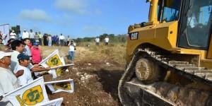 Más caminos sacacosecha, para productores del sur de Yucatán