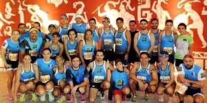 Mola Negasi gana la Carrera del Pavo de Medio Maratón en Yucatán