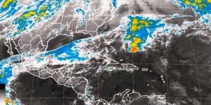 Continuaran las lluvias fuertes en Veracruz, Tabasco y Chiapas: SMN