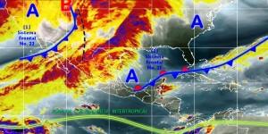 Se pronostican lluvias muy fuertes en Chiapas: SMN