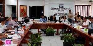 Elección extraordinaria en Centro costaran 35 MDP