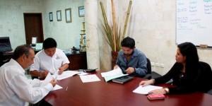 Incrementan acciones de vivienda en el oriente de Yucatán