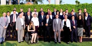 Se reúne Secretaría de Gobierno con delegados federales en Veracruz