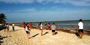 Progreseños se preparan para destacar en handball