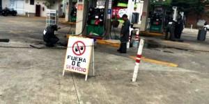 Crece desabasto de gasolina en Tabasco