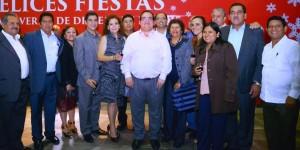 Veracruz ya cambió gracias al esfuerzo diario de todos: Javier Duarte