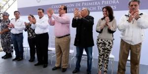 Llegarán más de 2 mil 400 MDP para inversión en infraestructura en sur de Veracruz en 2016