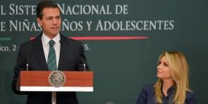 El Presidente Enrique Peña, instalo el Sistema Nacional de Protección Integral de Niñas, Niños y Adolescentes