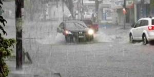 Ocasiona frente frío número 17 lluvias en el sureste y Península de Yucatán