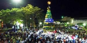 Inauguran Festival Navideño en Tabasco 2015