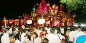 Llega a su fin la Feria, Yucatán Xmatkuil 2015