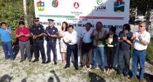 Arranco el Operativo vacacional de invierno Guadalupe-Reyes en Quintana Roo