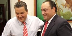 Total coordinación con la SEGOB para consolidar la seguridad de Quintana Roo: Roberto Borge