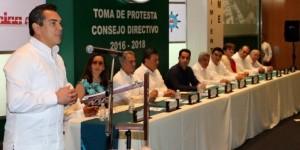 Reactivación económica en Carmen por 50 MDP: Alejandro Moreno Cárdenas