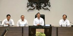 Vamos a fortalecer la participación social y la cultura de la prevención en Campeche: Alejandro Moreno