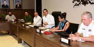Compromiso explícito del Presidente Enrique Peña Nieto en la seguridad del país: Alejandro Moreno Cárdenas