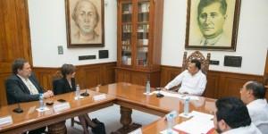 Yucatán y Texas fortalecen alianza académica