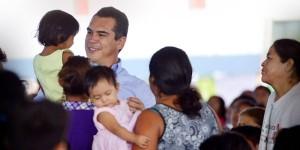 Vienen para Campeche tiempo de transformación y desarrollo: Alejandro Moreno Cárdenas