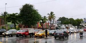 Amanece la capital de Tabasco con lluvias y bajas temperaturas