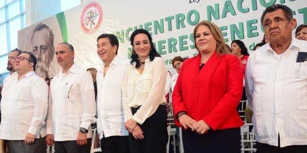 Apoyo a las mujeres del campo veracruzano Callejas