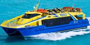 Mayor movimiento de pasajeros de ruta marítima en el 2015: APIQROO